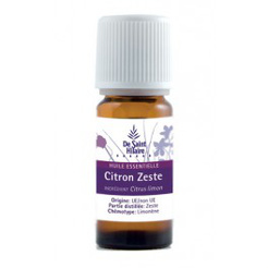 Citron Zeste BIO 10ml- 50ml