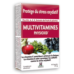 Physioxid - 40 capsules