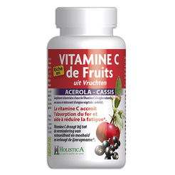 Vitamine C de Fruits - 60 comprimés
